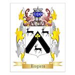 Rugiero Small Poster