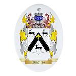 Rugiero Oval Ornament