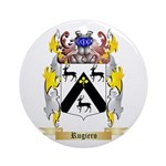 Rugiero Round Ornament