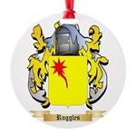 Ruggles Round Ornament