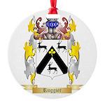 Ruggier Round Ornament
