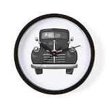 Dodge trucks Wall Clocks
