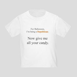 Republican Costume Toddler T-Shirt