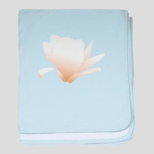 Magnolia white Patricia 03r baby blanket