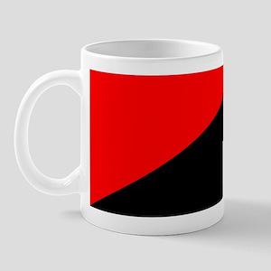 Anarcho-Syndicalist Flag Mug