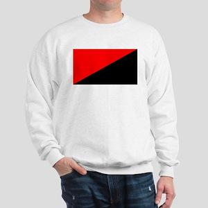 Anarcho-Syndicalist Flag Sweatshirt