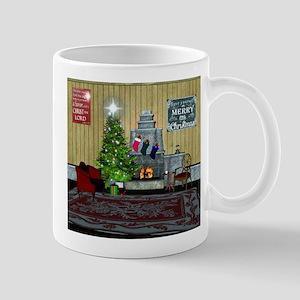 Christmas living Mugs