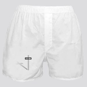 One Way Boxer Shorts