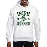 Irish boxing club Light Hoodies