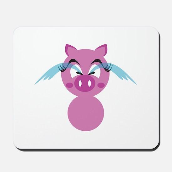 Pig avatar Mousepad