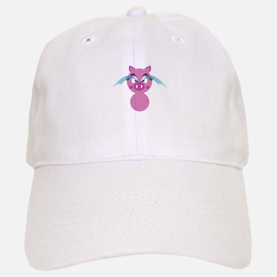 Pig avatar Baseball Baseball Cap