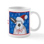 Santa Rabbit Mug