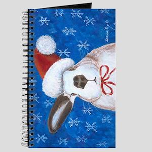 Santa Rabbit Journal
