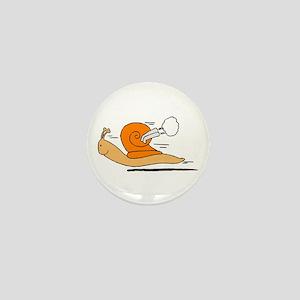 Lumaca turbo Snail Mini Button