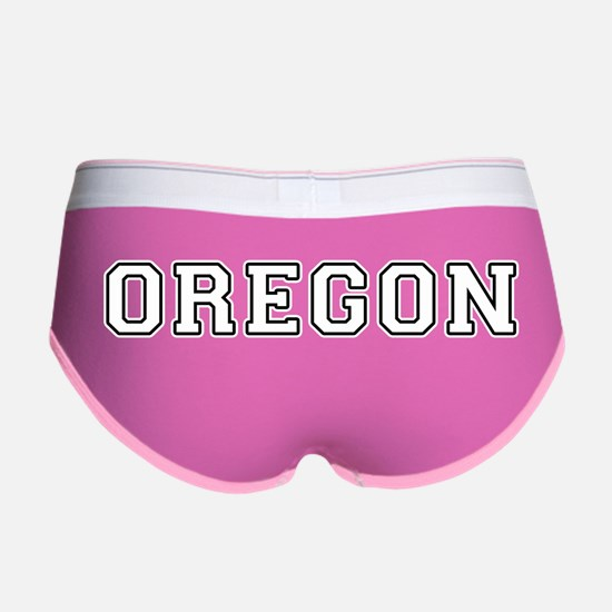 Oregon Women's Boy Brief