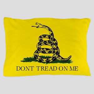 Gadsden Flag - Don't tread on me Pillow Case