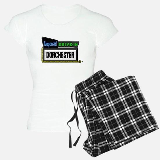 Neponset Drive-In Pajamas