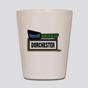 Neponset Drive-In Shot Glass