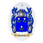 Ruebens Oval Ornament