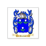 Rueben Square Sticker 3