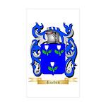 Rueben Sticker (Rectangle 50 pk)