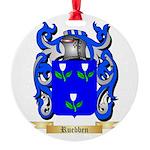 Ruebben Round Ornament