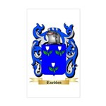 Ruebben Sticker (Rectangle)