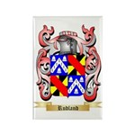 Rudland Rectangle Magnet (10 pack)