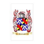Rudland Sticker (Rectangle)