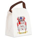 Ruddy Canvas Lunch Bag