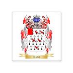 Rudd Square Sticker 3