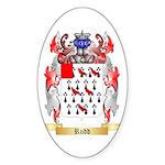 Rudd Sticker (Oval 50 pk)