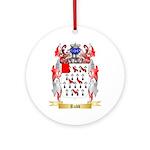 Rudd Round Ornament