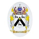 Ruckhard Oval Ornament