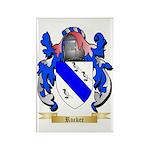 Rucker Rectangle Magnet (10 pack)