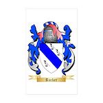 Rucker Sticker (Rectangle 50 pk)