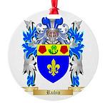Rubio Round Ornament