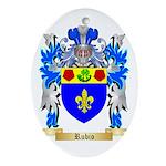 Rubio Oval Ornament
