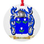 Rubinsky Round Ornament