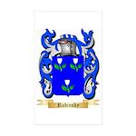 Rubinsky Sticker (Rectangle 10 pk)