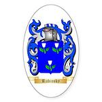 Rubinsky Sticker (Oval)