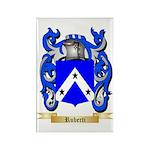 Ruberti Rectangle Magnet (10 pack)