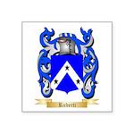 Ruberti Square Sticker 3