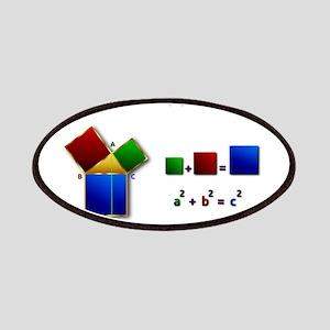 Euclids Pythagorean Theorem Proof Remix Patch