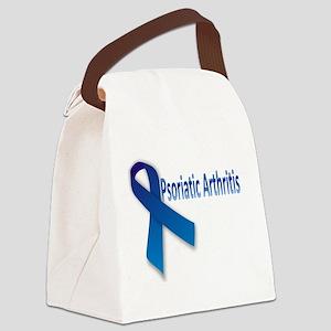 Psoriatic Arthritis Canvas Lunch Bag
