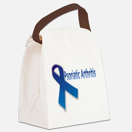 Psoriatic Arthritis Canvas Lunch Bag