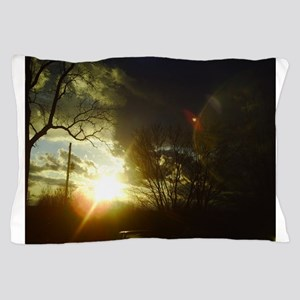 solar flair Pillow Case