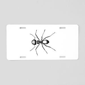 Carpenter Ant Aluminum License Plate