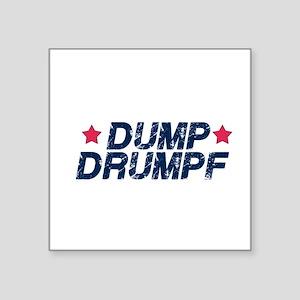 Dump Drumpf Sticker