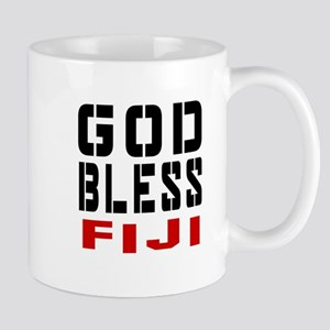 God Bless Fiji Mug